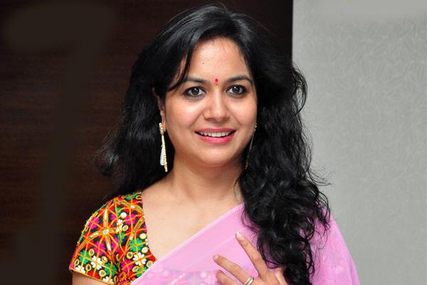 Singer Sunitha to marry again
