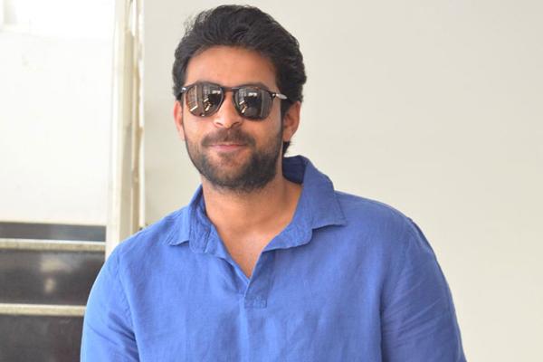 Varun Tej signs his next with Mythri Movie Makers