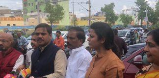 BJP sees time for President's Rule in Andhra Pradesh