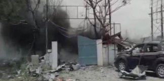 11 killed in Telangana firecracker unit blaze