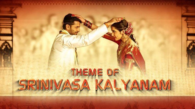 Traditionally Captivating-Srinivasa Kalyanam Concept Teaser