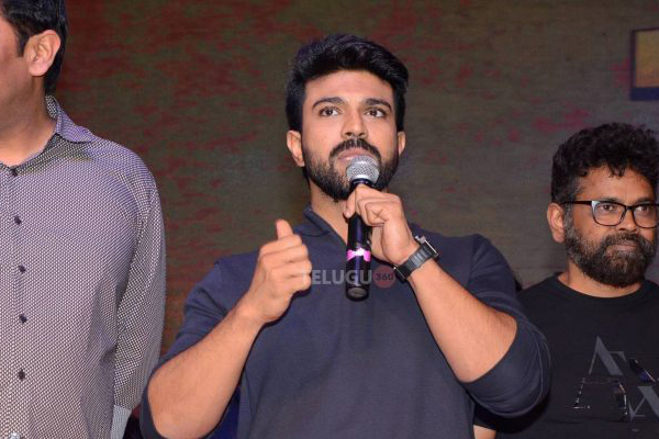 I am indebted to Sukumar forever : Ram Charan