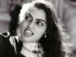 A web series on Silk Smitha in making