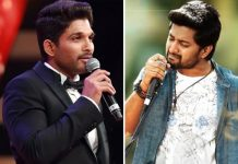 Allu Arjun and Nani party Together