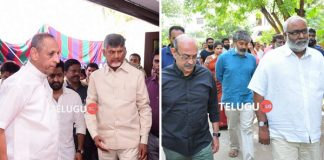 Celebs pay Homage to Nandamuri Harikrishna Photos