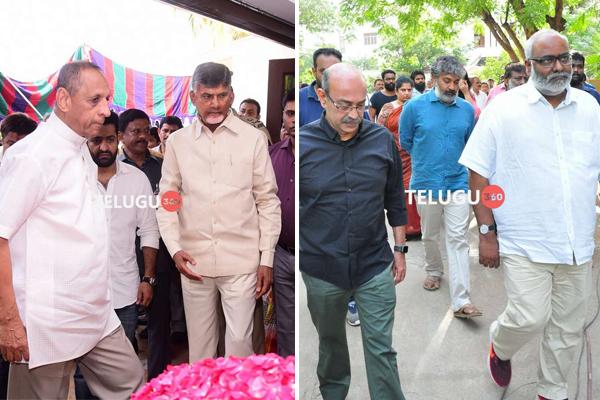 Celebs pay Homage to Nandamuri Harikrishna Set3