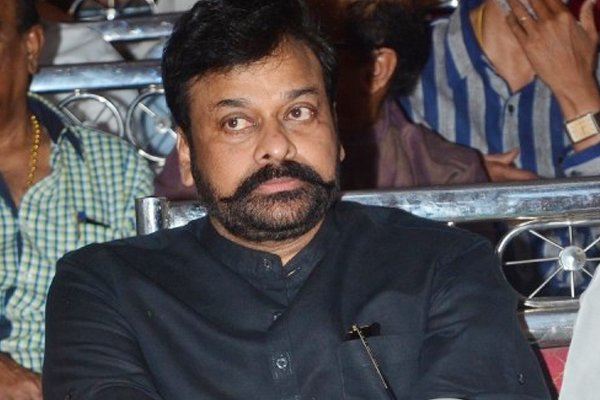 Chiranjeevi says no to young actresses