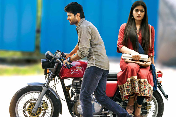 Domestic Weekend Report : New Releases Poor, Geetha Govindam Continues to Rule