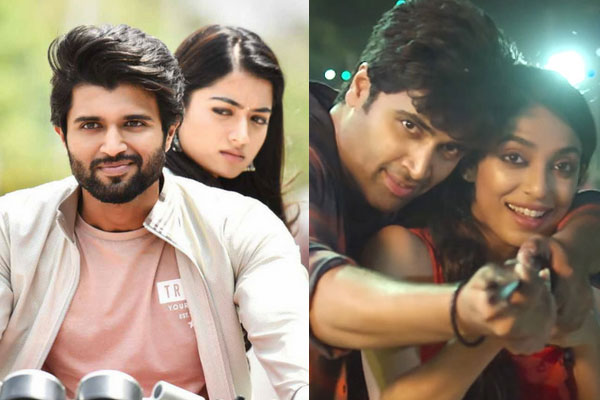 Domestic Weekend Report – Geetha Govindam Excellent, Goodachari Emerges Super hit