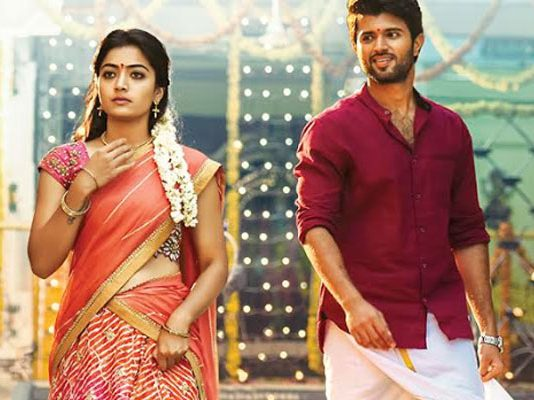 Geetha Govindham takes a flying start in overseas