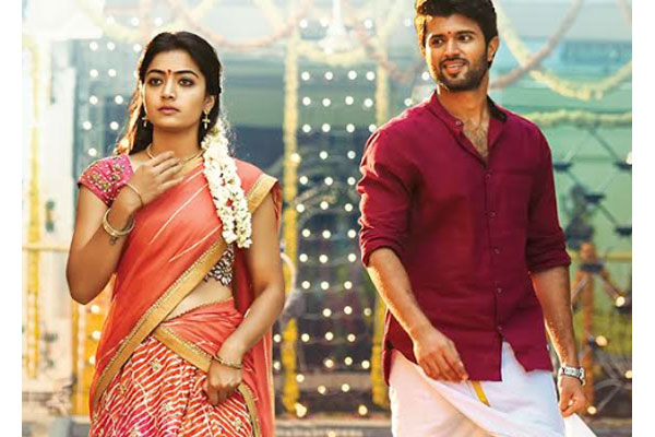 Geetha Govindam Tamil Remake Rights Sold For 2 Crores