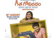Geetha Govindam Pre Release Business