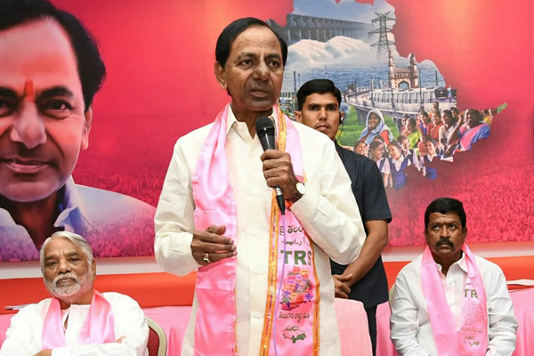 Prof K Nageshwar — Is TRS preparing for early Assembly elections