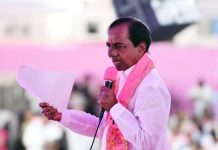 KCR talks of Federal Front againKCR talks of Federal Front again
