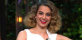 Kangana not happy with Krish
