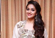 Keerthy Suresh-gifted gold coins to Pandem Kodi 2 unit members