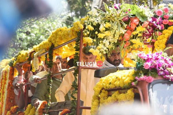 Nandamuri Harikrishna final journey