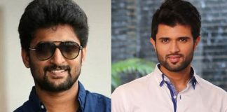 It's going to be Nani vs Deverakonda