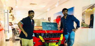 RX 100 director gets a Swanky GiftRX 100 director gets a Swanky Gift
