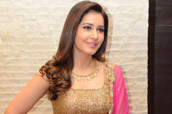 Rashi Khanna to romance the most happening youngster