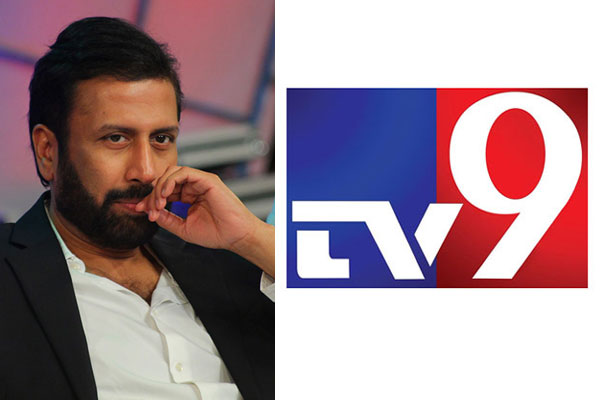 TV 9 Ravi Prakash went underground?