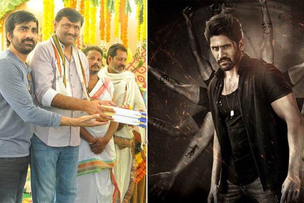 Official : Release dates of Savyasachi and Amar Akbar Anthony