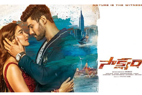Saakshyam First Week Worldwide Collections – Poor