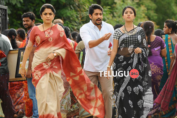 Shailaja Reddy Alludu Working Stills