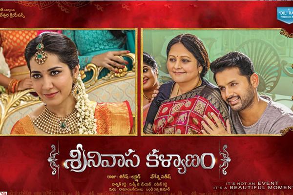 Domestic Box-Office Preview : Srinivasa Kalyanam To Be The Numero Uno