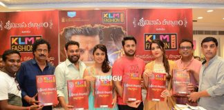 Srinivasa Kalyanam Team at KLM Fashion Mall