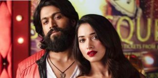 Tamannaah Bhatia excited about giving retro twist to 'KGF'