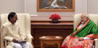 Telangana CM meets PM amid talk of early polls