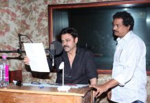 Venkatesh 's voice over for Srinivasa Kalyanam