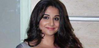 Vidya Balan shoots in NTR's house