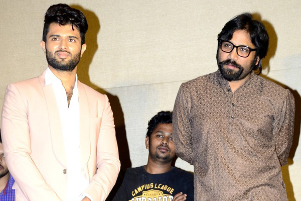 Arjun Reddy combo back on Cards