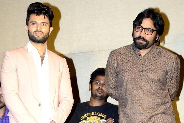 Vijay Devarakonda and Sandeep Vanga to team up againVijay Devarakonda and Sandeep Vanga to team up again