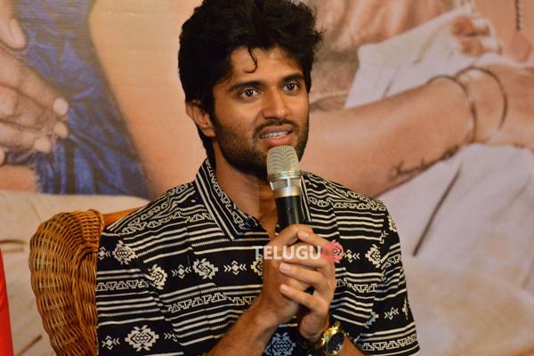 Vijay Devarakonda undergoes Eye surgery