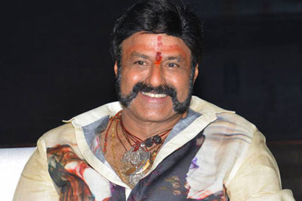 Balakrishna takes his highest paycheque