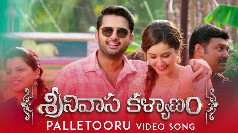 Rustic Journies with Palletooru Song from Srinivasa Kalyanam