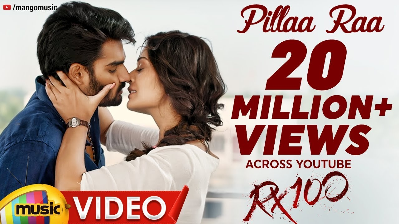rx hundred video songs