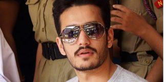 Akhil okays director Sathya Prabhas Pinisetty script