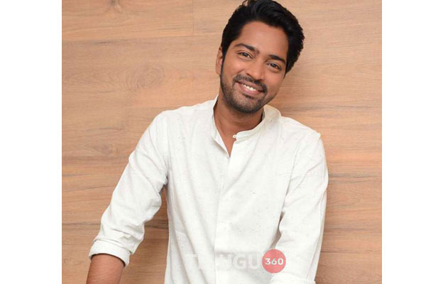 Allari Naresh to work on a concept based film next