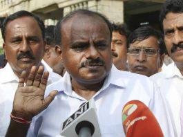BJP out to oust CM Kumaraswamy in Karnataka