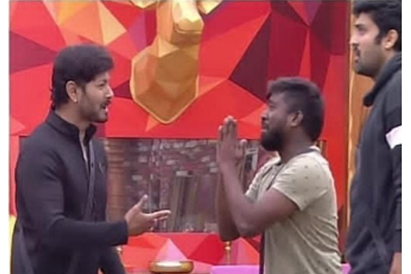 Big Boss 2: Kaushal's 'dogs' comments stirred the house