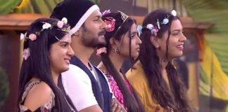 Bigg Boss Telugu 2 : housemates dance to Tollywood songs