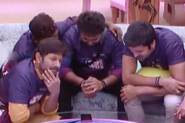 Bigg Boss telugu 2: Tanish and Samrat escaped nominations