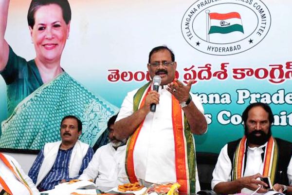 Congress hits back at KCR, calls him dictator