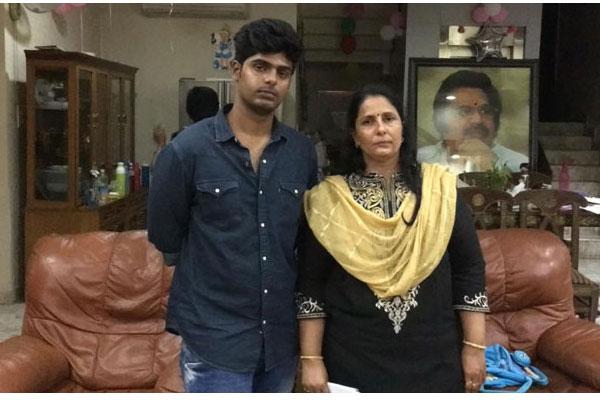 Dasari Prabhu wife Dasari Susheela