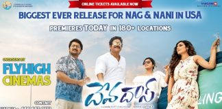 All Set For DevaDas Grand Premieres Today