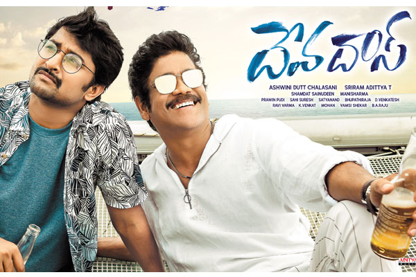 Devadas AP/TS Day One Collections – Third For Nani & Highest For Nagarjuna